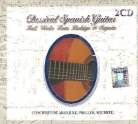 Classical Spanish Guitar - Incl. Works from Rodrigo and Segoia (2CD)