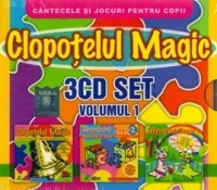 Clopotelul Magic 3CD Volum
