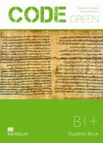 Code Green B1+ Student s Book