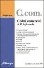 Codul comercial legi uzuale actualizat