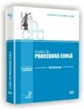 Codul de procedura civila - Ad Litteram - Actualizat 1 octombrie 2008