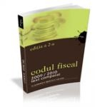Codul Fiscal 2009/2010 text comparat