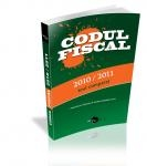 Codul Fiscal 2010 2011 Text