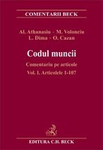 Codul muncii Comentariu articole Vol