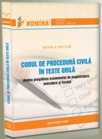 Codul procedura civila teste grila