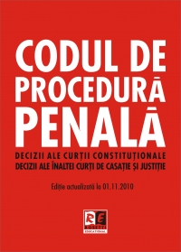 Codul Procedura Penala Decizii ale