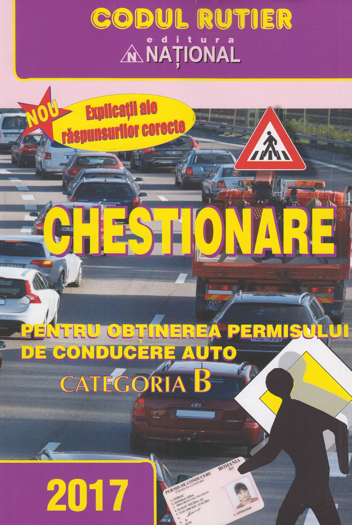 Chestionare pentru obtinerea permisului conducere