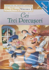 Colectia Disney Volumul Cei trei