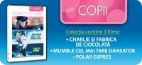 Colectie filme pentru copii: Charlie
