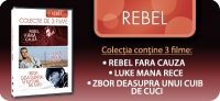 Colectie filme Rebel: Rebel fara