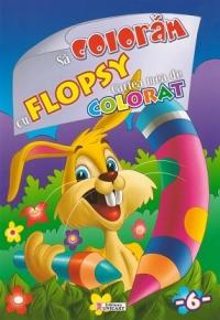 coloram Flopsy Cartea mea colorat
