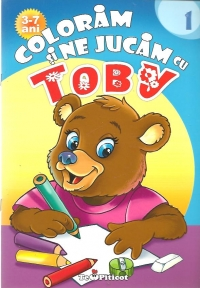Coloram jucam Toby