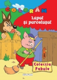 Coloram Lupul purcelusul
