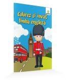 Colorez si invat limba engleza