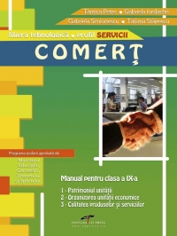 Comert clasa (filiera tehnologica profil