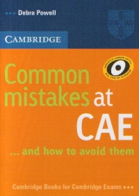 Common mistakes CAE and how