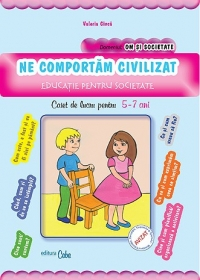 comportam civilizat Educatie pentru societate