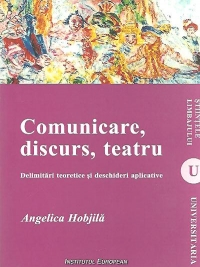 Comunicare discurs teatru