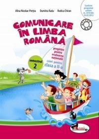 Comunicare in limba romana. Caiet de pregatire pentru evaluare nationala clasa a II-a sem.2