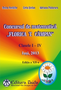 Concursul matematica Florica Campan clasele