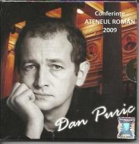 Conferinte Ateneul Roman 2009 Dan