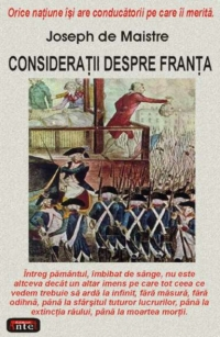Consideratii despre Franta