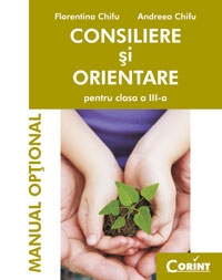 CONSILIERE ORIENTARE MANUAL CLS III