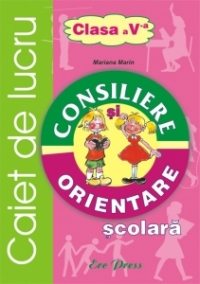 Consiliere orientare scolara Caiet lucru