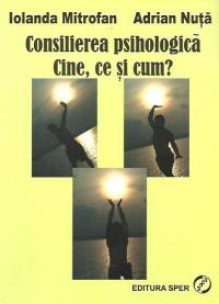Consilierea psihologica Cine cum (repere