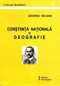 Constiinta nationala geografie