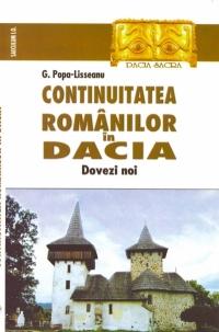 Continuitatea romanilor Dacia Dovezi noi