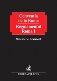 Conventia Roma Regulamentul Roma Vol