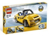 LEGO CREATOR - Cool Cruiser (3 in 1)