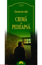 """Editura Corint, Colecţia """"Leda Clasic""""- <i>Crimă şi Pedeapsă</i>"""