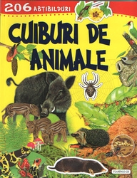 Cuiburi animale abtibilduri