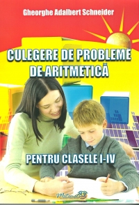 Culegere probleme aritmetica pentru clasele