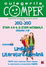 CULEGERILE COMPER LIMBA LITERATURA ROMANA