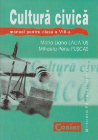 Cultura civica Manual clasa VIII