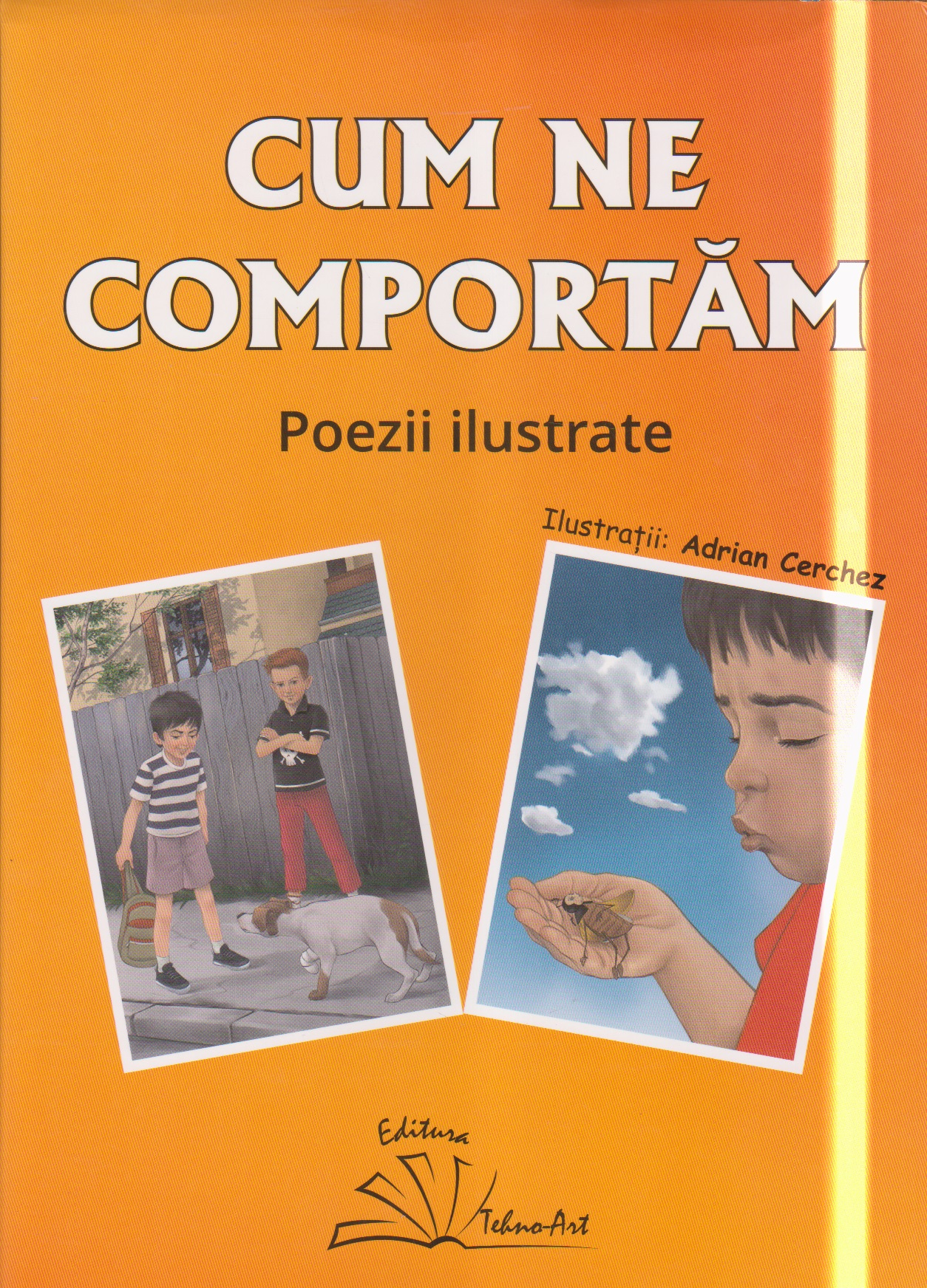 Cum comportam (poezii ilustrate)