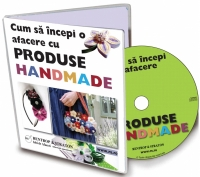 Cum incepi afacere produse handmade