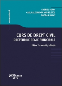 Curs drept civil Drepturile reale