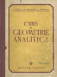 Curs geometrie analitica pentru uzul