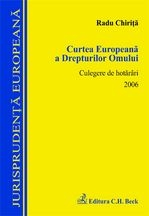 Curtea Europeana Drepturilor Omului Culegere