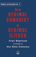 regimul comunist regimul Iliescu