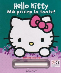 Desenez creta Hello Kitty pricep