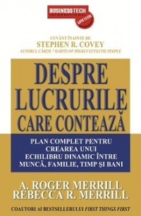 Despre lucrurile care conteaza Plan
