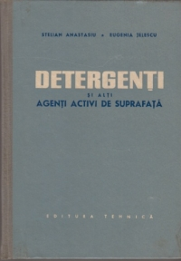 Detergenti si alti agenti activi de suprafata