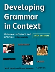 Developing Grammar Context