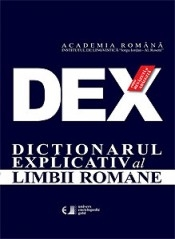 DEX Dictionarul explicativ limbii romane