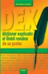 Dictionar explicativ limbii romane scolar